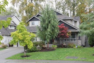 "Photo 1: 4926 217B Street in Langley: Murrayville House for sale in ""Creekside"" : MLS®# R2118353"