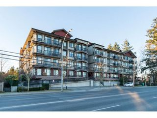 "Photo 1: 402 19830 56 Avenue in Langley: Langley City Condo for sale in ""ZORA"" : MLS®# R2136124"