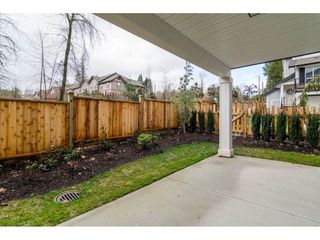 "Photo 20: 49 7157 210 Street in Langley: Willoughby Heights Townhouse for sale in ""Alder"" : MLS®# R2148140"
