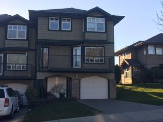 "Photo 1: 75 11737 236 Street in Maple Ridge: Cottonwood MR Townhouse for sale in ""MAPLEWOOD CREEK"" : MLS®# R2148606"