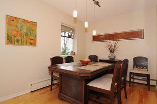 Photo 6: 110 1355 HARWOOD Street in VANIER COURT: Home for sale : MLS®# V877450