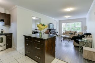 "Photo 2: 216 17769 57 Avenue in Surrey: Cloverdale BC Condo for sale in ""Clover Down Estates"" (Cloverdale)  : MLS®# R2164588"