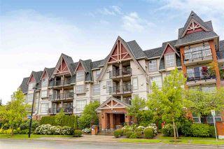 "Photo 1: 216 17769 57 Avenue in Surrey: Cloverdale BC Condo for sale in ""Clover Down Estates"" (Cloverdale)  : MLS®# R2164588"