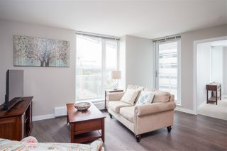 """Photo 7: 1607 488 SW MARINE Drive in Vancouver: Marpole Condo for sale in """"MARINE GATEWAY"""" (Vancouver West)  : MLS®# R2178755"""