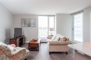 """Photo 4: 1607 488 SW MARINE Drive in Vancouver: Marpole Condo for sale in """"MARINE GATEWAY"""" (Vancouver West)  : MLS®# R2178755"""