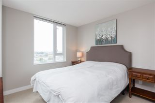 """Photo 9: 1607 488 SW MARINE Drive in Vancouver: Marpole Condo for sale in """"MARINE GATEWAY"""" (Vancouver West)  : MLS®# R2178755"""