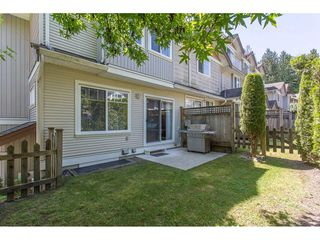 "Photo 20: 86 12711 64 Avenue in Surrey: West Newton Townhouse for sale in ""PALETTE ON THE PARK"" : MLS®# R2184073"