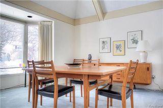 Photo 8: 419 Southport Boulevard in Winnipeg: Tuxedo Residential for sale (1E)  : MLS®# 1805555