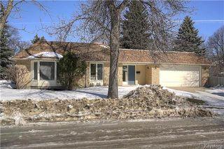 Photo 18: 419 Southport Boulevard in Winnipeg: Tuxedo Residential for sale (1E)  : MLS®# 1805555