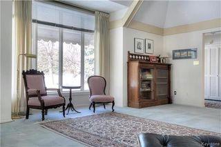 Photo 10: 419 Southport Boulevard in Winnipeg: Tuxedo Residential for sale (1E)  : MLS®# 1805555