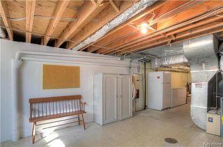 Photo 16: 419 Southport Boulevard in Winnipeg: Tuxedo Residential for sale (1E)  : MLS®# 1805555