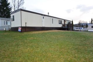"Photo 18: 21 95 LAIDLAW Road in Smithers: Smithers - Rural Manufactured Home for sale in ""MOUNTAIN VIEW MOBILE HOME PARK"" (Smithers And Area (Zone 54))  : MLS®# R2256996"