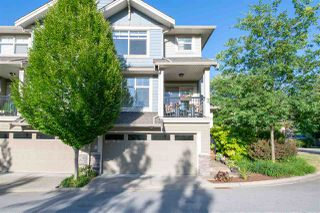 """Photo 1: 28 22225 50 Avenue in Langley: Murrayville Townhouse for sale in """"Murray's Landing"""" : MLS®# R2274333"""