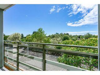 """Photo 19: 313 15735 CROYDON Drive in Surrey: Grandview Surrey Condo for sale in """"Morgan Crossing"""" (South Surrey White Rock)  : MLS®# R2280381"""