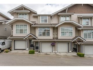 "Photo 1: 72 20460 66 Avenue in Langley: Willoughby Heights Townhouse for sale in ""Willow Edge"" : MLS®# R2289948"