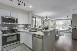 "Photo 2: 206 2555 W 4TH Avenue in Vancouver: Kitsilano Condo for sale in ""SEAGATE"" (Vancouver West)  : MLS®# R2292277"