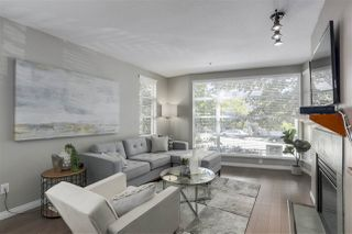 "Photo 4: 206 2555 W 4TH Avenue in Vancouver: Kitsilano Condo for sale in ""SEAGATE"" (Vancouver West)  : MLS®# R2292277"