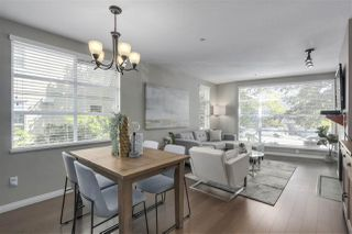 "Photo 3: 206 2555 W 4TH Avenue in Vancouver: Kitsilano Condo for sale in ""SEAGATE"" (Vancouver West)  : MLS®# R2292277"