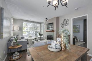 """Photo 10: 206 2555 W 4TH Avenue in Vancouver: Kitsilano Condo for sale in """"SEAGATE"""" (Vancouver West)  : MLS®# R2292277"""