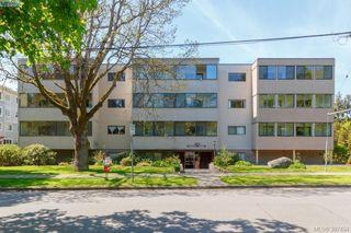 Photo 1: 101 2610 Graham Street in VICTORIA: Vi Hillside Condo Apartment for sale (Victoria)  : MLS®# 397454