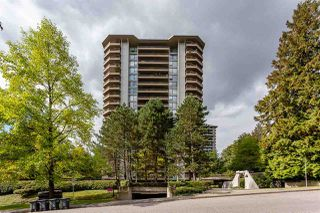 """Photo 1: 501 2041 BELLWOOD Avenue in Burnaby: Brentwood Park Condo for sale in """"ANOLA PLACE"""" (Burnaby North)  : MLS®# R2308954"""