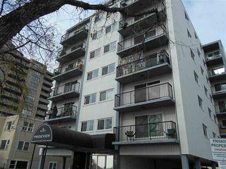 Main Photo: 503 8310 JASPER Avenue in Edmonton: Zone 09 Condo for sale : MLS®# E4132218