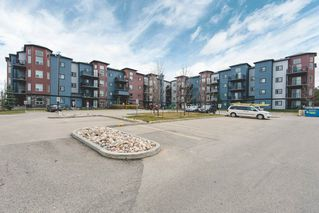 Main Photo: 319 392 SILVER BERRY Road in Edmonton: Zone 30 Condo for sale : MLS®# E4132978