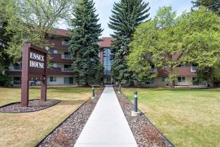 Main Photo: 217 5520 RIVERBEND Road in Edmonton: Zone 14 Condo for sale : MLS®# E4134705