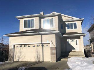 Photo 1: 2236 GARNETT Court in Edmonton: Zone 58 House for sale : MLS®# E4141606