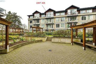 Main Photo: 405 611 Goldstream Avenue in VICTORIA: La Fairway Condo Apartment for sale (Langford)  : MLS®# 405388