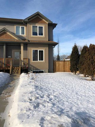 Main Photo: 13214 115 st NW in Edmonton: Zone 01 Townhouse for sale : MLS®# E4142726