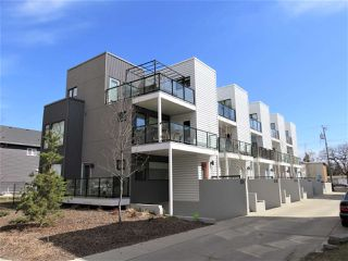 Main Photo: 2 10307 120 Street in Edmonton: Zone 12 Townhouse for sale : MLS®# E4152900