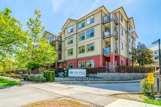 "Photo 1: 102 2511 KING GEORGE Boulevard in Surrey: King George Corridor Condo for sale in ""PACIFICA"" (South Surrey White Rock)  : MLS®# R2368451"
