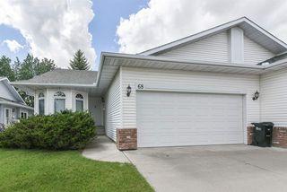 Main Photo: 68 Glencoe Place: Sherwood Park House Half Duplex for sale : MLS®# E4162792