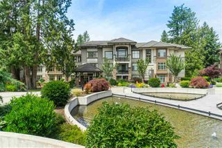 "Photo 1: 103 15155 36 Avenue in Surrey: Morgan Creek Condo for sale in ""EDGEWATER"" (South Surrey White Rock)  : MLS®# R2386701"