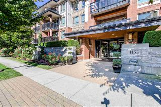 "Main Photo: 311 1153 KENSAL Place in Coquitlam: New Horizons Condo for sale in ""Roycroft"" : MLS®# R2396112"