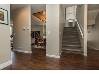 "Photo 3: 13 2058 WINFIELD Drive in Abbotsford: Abbotsford East Townhouse for sale in ""Rosehill"" : MLS®# R2413846"
