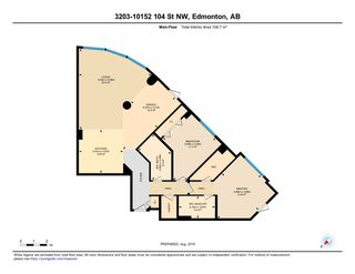 Photo 29: 3203 10152 104 Street in Edmonton: Zone 12 Condo for sale : MLS®# E4186838