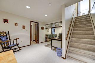 Photo 31: 41 PINERIDGE Crescent: St. Albert House for sale : MLS®# E4190864
