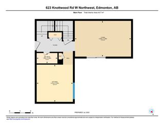 Photo 24: 623 Knottwood Rd W in Edmonton: Zone 29 Townhouse for sale : MLS®# E4206057