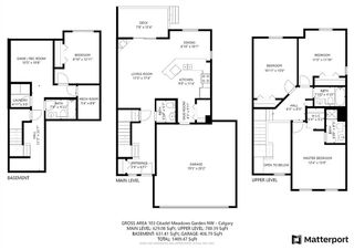 Photo 26: 103 Citadel Meadow Gardens NW in Calgary: Citadel Row/Townhouse for sale : MLS®# A1024145