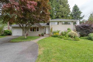 Main Photo: 4116 GRACE Crescent in North Vancouver: Canyon Heights NV House for sale : MLS®# R2500163