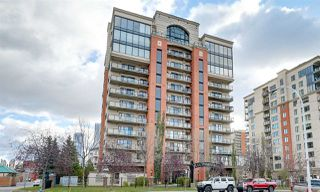 Photo 1: 801 10319 111 Street in Edmonton: Zone 12 Condo for sale : MLS®# E4218323