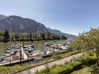 "Main Photo: 204 1468 PEMBERTON Avenue in Squamish: Downtown SQ Condo for sale in ""Marina Estates"" : MLS®# R2509919"