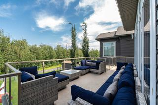 Photo 45: 4031 Whispering River Drive in Edmonton: Zone 56 House for sale : MLS®# E4220186