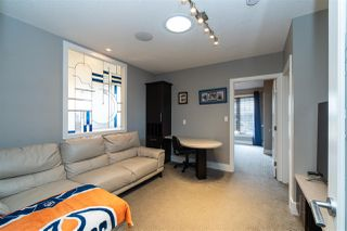 Photo 33: 4031 Whispering River Drive in Edmonton: Zone 56 House for sale : MLS®# E4220186