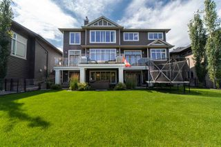 Photo 44: 4031 Whispering River Drive in Edmonton: Zone 56 House for sale : MLS®# E4220186