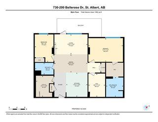 Photo 50: 730 200 Bellerose Drive: St. Albert Condo for sale : MLS®# E4224370