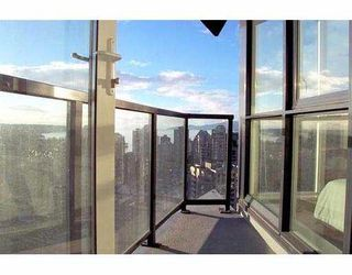 """Photo 6: 2807 1199 SEYMOUR ST in Vancouver: Downtown VW Condo for sale in """"BRAVA"""" (Vancouver West)  : MLS®# V573255"""