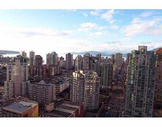 """Photo 7: 2807 1199 SEYMOUR ST in Vancouver: Downtown VW Condo for sale in """"BRAVA"""" (Vancouver West)  : MLS®# V573255"""